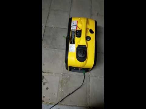 Wen 56200i 2000 watt generator