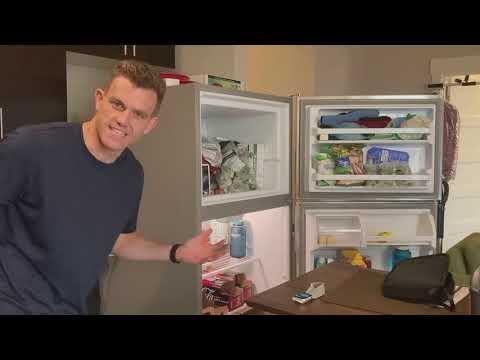 Fridge Test: Jackery Explorer 1000. Will it power my household fridge & freezer?