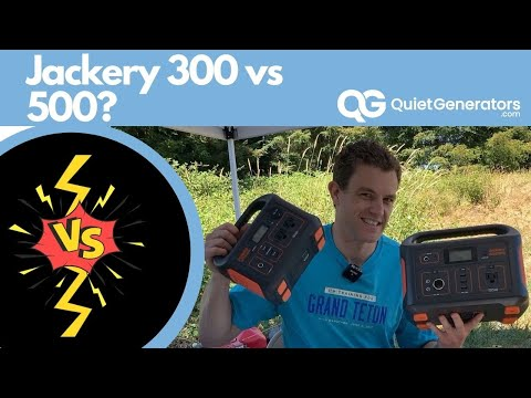 Jackery 500 or 300? DON'T BUY ONE OF THESE!!
