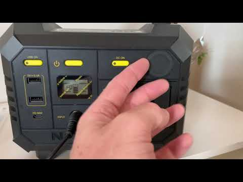 NITECORE NES 300 Crappy Power Supply + Initial Review