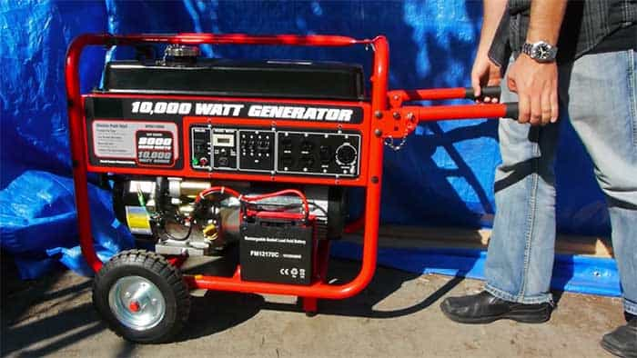 9 Best 10 000 Watt Portable Generators That Can Run Anything