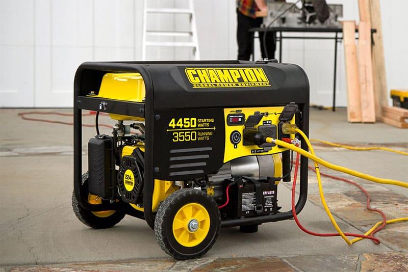 champion 3550w generator