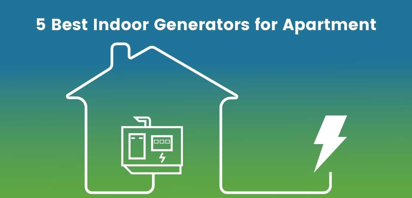 generator for apartment illustrated