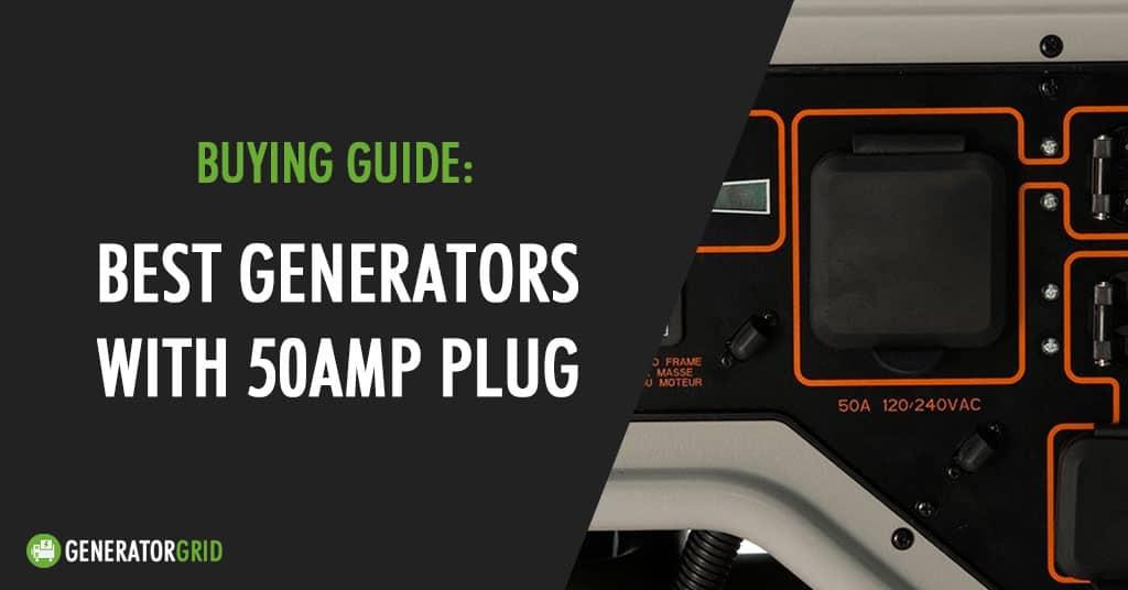 50 amp generator