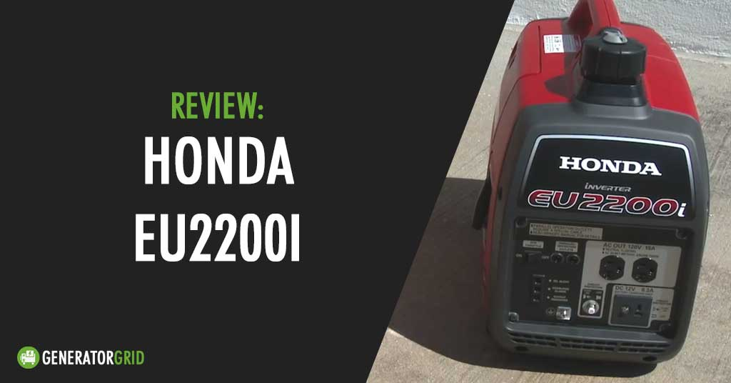 Honda Generator Eu2200i Review I Find Every Dirty Detail