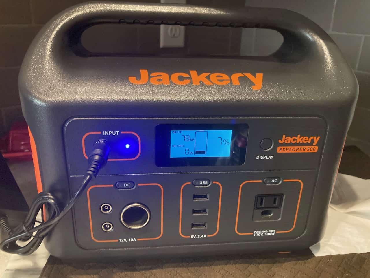 Jackery 500