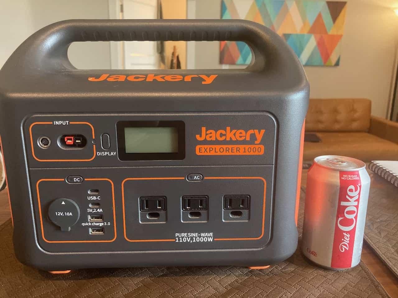 Jackery Explorer 1000