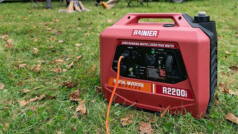 small rainer generator
