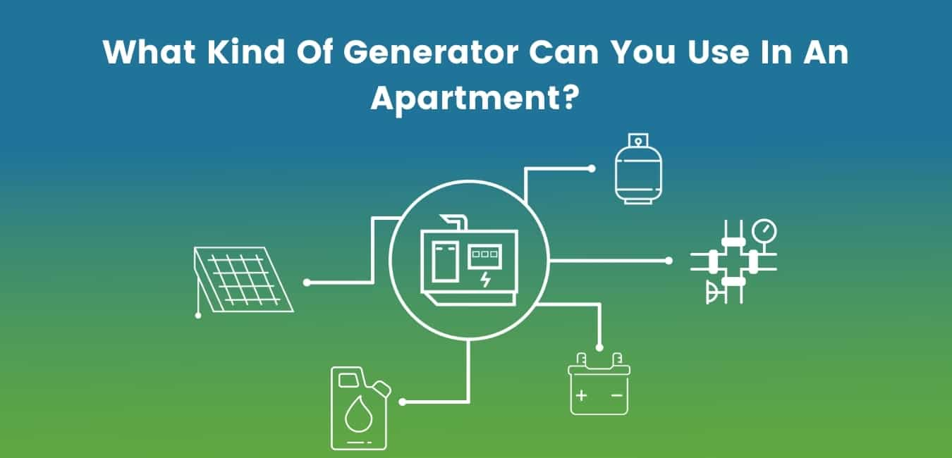 Generators that can be used indoors