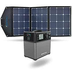 400wh solar generator