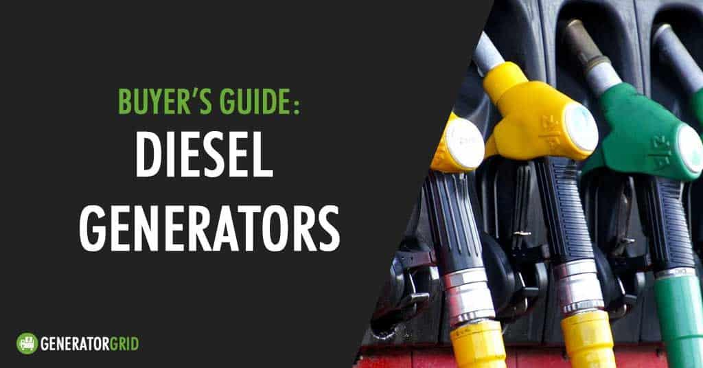 best portable diesel generator