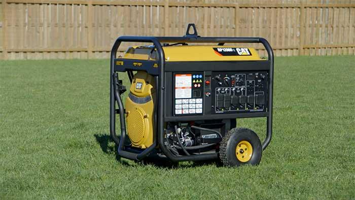 cat rp12000e generator