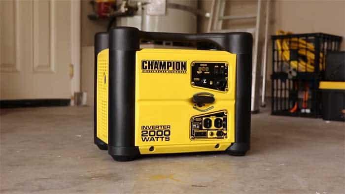 Champion 2000 watts stackable inverter