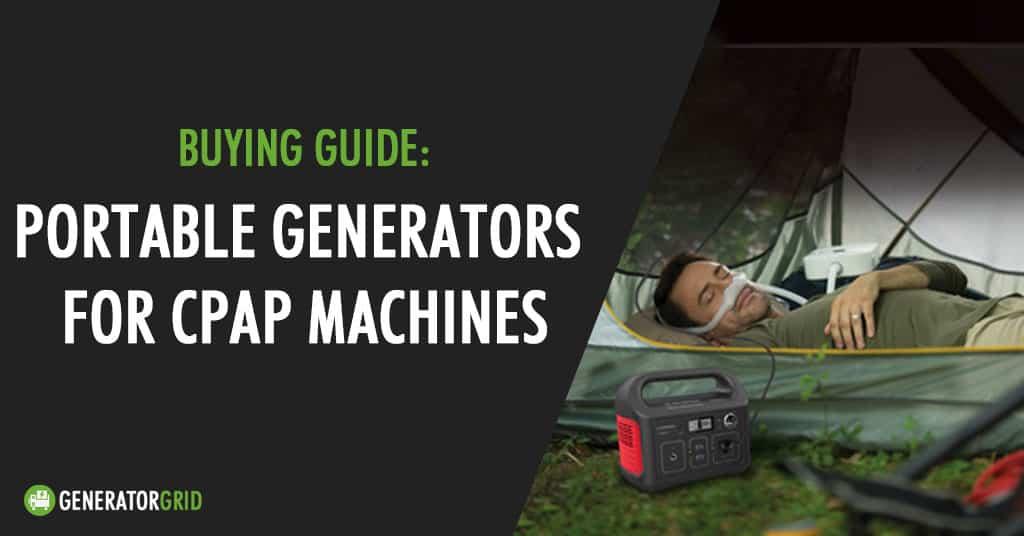 cpap generator
