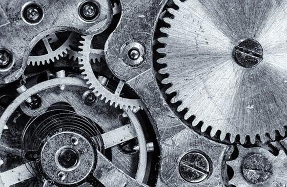 part of a machine