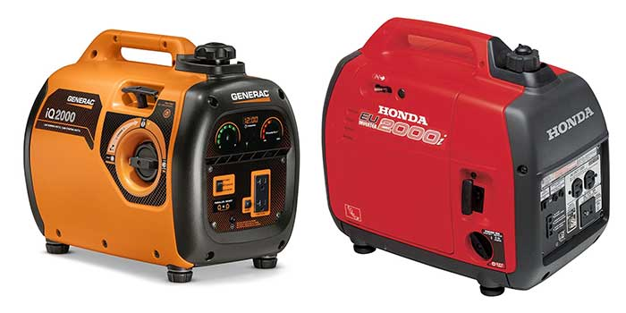 Review Generac Iq2000 Portable Generator Pros Cons