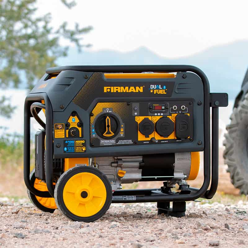 Firman H03652 LPG Generator