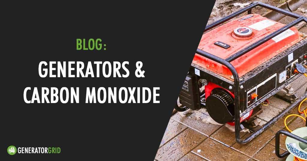carbon monoxide generator