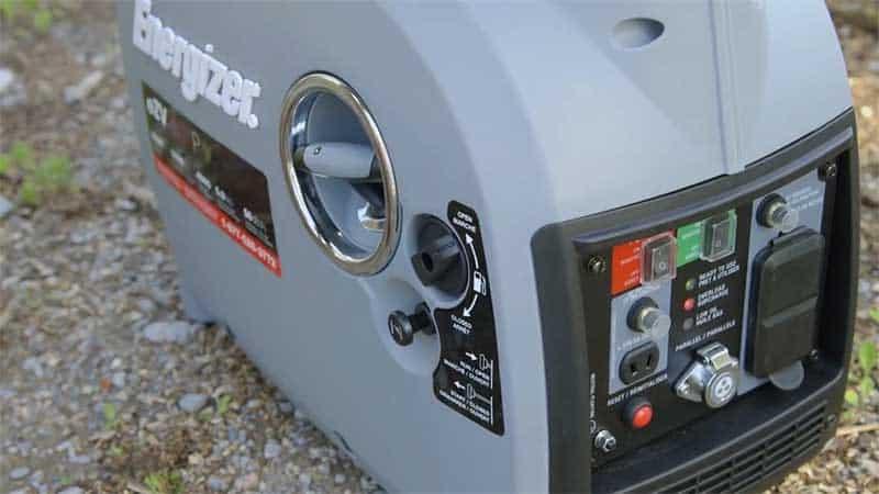 Gray color portable electricity generator