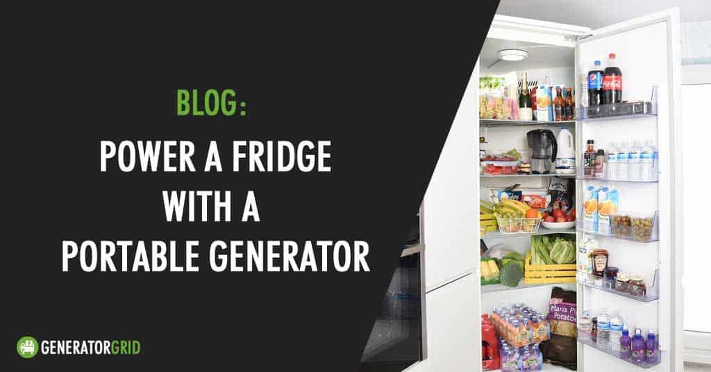 generator for refrigerator