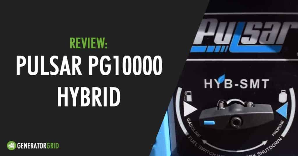 Pulsar PG10000B16