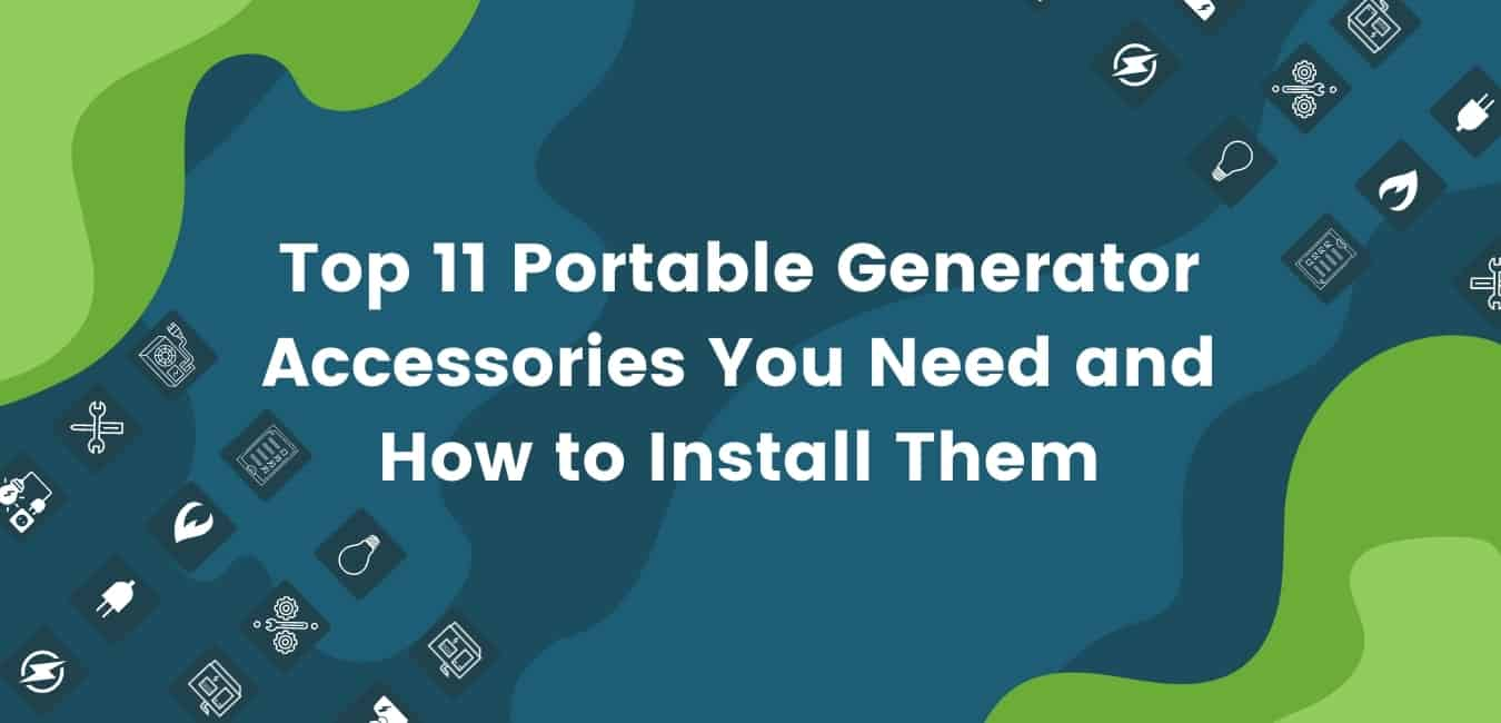 How to Install Portable Generator Accessories