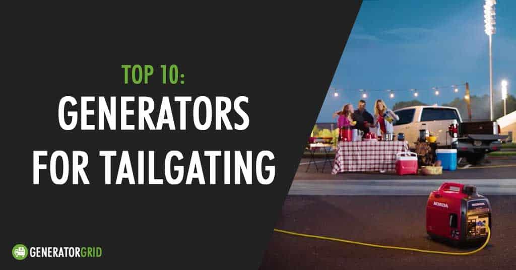 tailgate generator