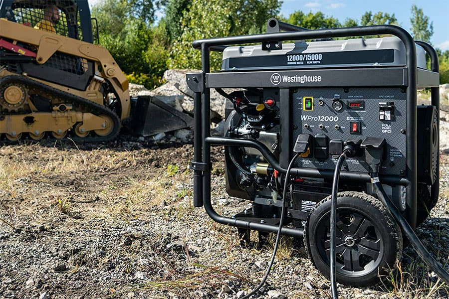 WPRO 12000 Generator