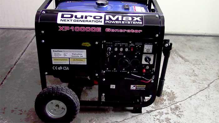 XP10000E generator